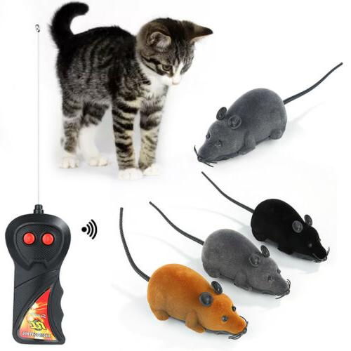 remote control rc rat mouse wireless
