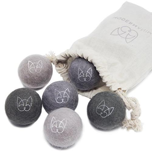 wool felt ball toys
