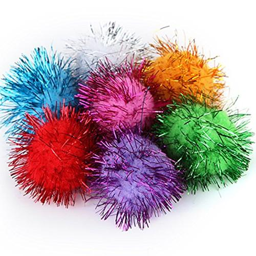 Yazy Craft Sparkle Balls 50 pcs