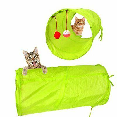 24 Cat Toys 2 Tunnel, Cat