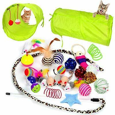 24 cat toys kitten toys assortments 2
