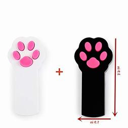Runfish Laser Cat Toys, Pet Cat Dog Catch the LED Light Poin