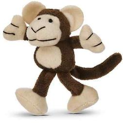"Leaps & Bounds Cuddle Monkey Catnip Cat Toy, 4.5"" Length"