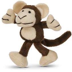 "Leaps & Bounds Cuddle Monkey Catnip Cat Toy, 4.5"" Length"