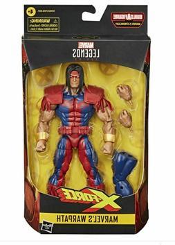Marvel Legends Series Marvel's Warpath w/ Strong Guy BAF D