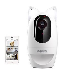 Pawbo Life Wi-Fi Pet Camera + Pawbo Flash Combo Set