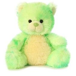 8 Inch Limedrop Green Candy Confetti Teddy Bear Plush Stuffe