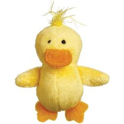 Look Who's Talking Cat Toy - Duck - 1.25 in. MPI36478 MULTIP