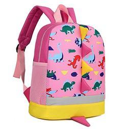 Pocciol Baby Boy Girls Love Bags, Kids Cute Animals Dinosaur