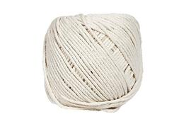Macrame Cord 4mm X 110m Natural Virgin Cotton Handmade Decor