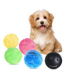 Magic Roller Ball Toy, Dog Cat Pet Toy Automatic Roller Ball