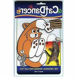 Mice & Animal Toys Cat Dancer 101 Interactive Catnip Pet Sup