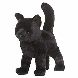 Midnight the Plush Black Cat by Douglas