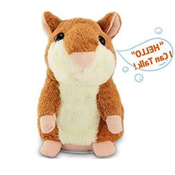 Maiphee Mimicry Pet Talking Hamster Repeats What You Say Plu