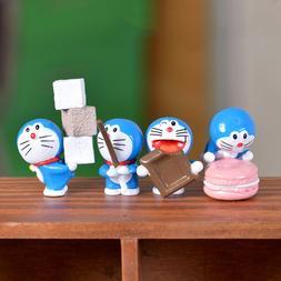Mini Blue Robot <font><b>Cats</b></font> Landscape <font><b>