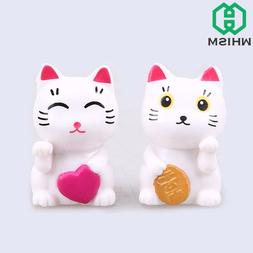 WHISM Mini Magic Lucky <font><b>Cat</b></font> PVC Lovers Do