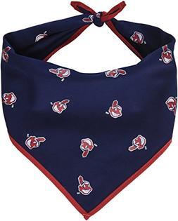 Sporty K9 MLB Cleveland Indians Dog Bandana, Small