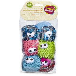 Leaps & Bounds Monster Cat Toy Multipack, 5 CT, Assorted