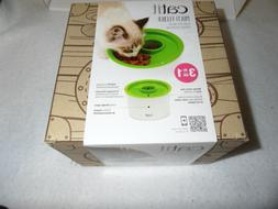 Catit Multi Feeder 3 in 1 Cat Feeder with Paw Pit
