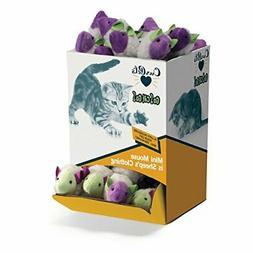 natural cat toy bulk bin 48 pieces