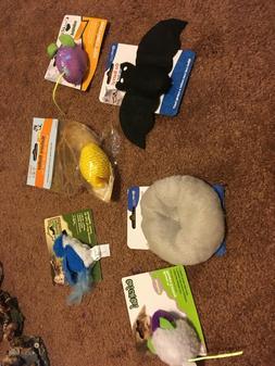 New cat toys