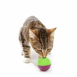 New Cat Treat Go Play N One Pack Toy Our Pets Dispensing Bal