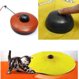 NEW Electronic Pet Cat Toy Undercover Meow Moving Mouse Kitt