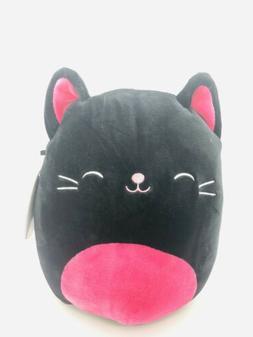 New Squishmallows Halloween '20 Catarina Black Cat Hot Pink