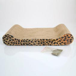 New Pet Cat Toy Chews Scratcher Furniture Bed Pad Corrugated