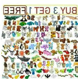 ☀️ NEW Lego ANIMAL U pick Lot Elephant Anglerfish Sloth