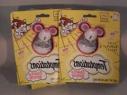 NEW SNACKY MOUSE Bobble ROLLY POLLY TEMPTATIONS Chicken Trea
