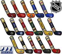 NHL Washington Capitals Stick Toy for Dogs & Cats. Play Hock