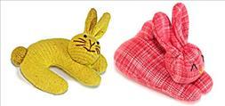 Goli Design Nip-Naps & Curly Bunnies - Organic Catnip Infuse