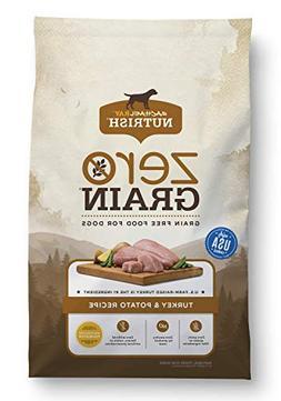 Rachael Ray Nutrish Zero Grain Turkey & Potato Recipe Dry Do