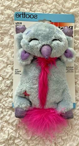 NWT PETSTAGES SOOTHING CALMING UNICORN CUDDLE WARMING CAT TO