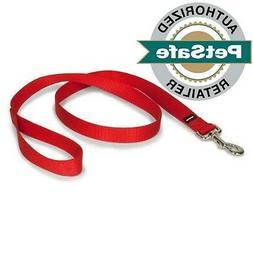 PetSafe Nylon Leash 6 ft  Red