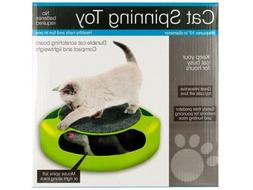 Bulk Buys OC992-3 Cat Scratch Pad Spinning Toy with Mouse 3