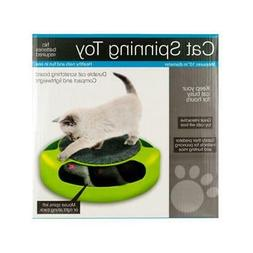 Bulk Buys OC992-2 Cat Scratch Pad Spinning Toy with Mouse 2