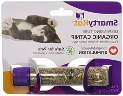 SmartyKat Organic Catnip Tube .07 oz