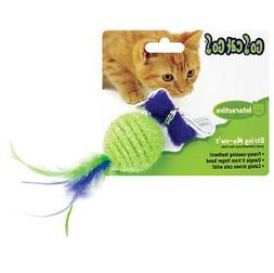OUR PETS GO CAT GO STRING MEOW FEATHER 1 PACK INTERACTIVE FR