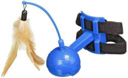 Our Pets Twirl & Whirl Electronic Spin Toy for Scratching Po