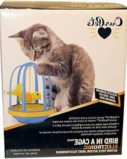 ourpets bird a cage interactive