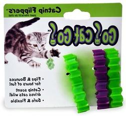Our Pets Catnip Infused Flippers Cat Toy 3pc