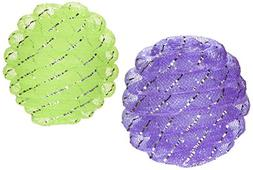 OurPets Chase Rattle and Roll 24-Piece Bulk Bin Cat Toy