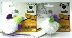 OurPets Mouse in Sheep's Clothing Catnip Cat Toy Kittens Pet