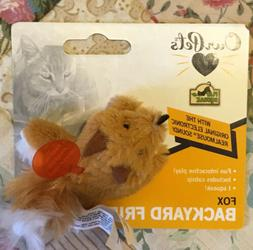 Our Pets Play-N-Squeak Backyard Collection Squeaking Interac