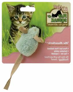 Our Pets Play-N-Squeak Wee MouseHunter Kitten Toy