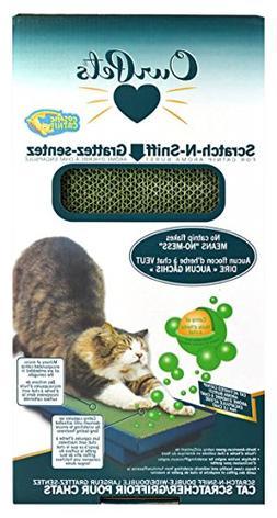 OurPets Scratch-N-Sniff Cat Scratcher Microencapsulation Cat