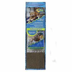 OurPets Straight and Narrow Single Wide Reversible Cat Scrat