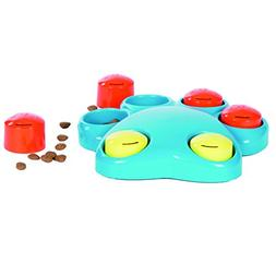 Outward Hound Paw Hide Mini Interactive Doy Toy Puzzle for D